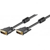 Cablu Dvi-d 24+1p - Dvi-d 24+1p 5m