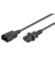 Cablu de Alimentare CCE Tata - CCE Mama 2m Well