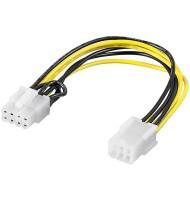 Cablu Adaptor Alimentare Pci Express 6p - 8p