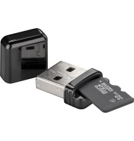 Cititor de Card MicroSD USB2.0 Goobay