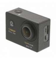 Camera Video de Actiune Full Hd 1080p Wi-fi Negru, Camlink