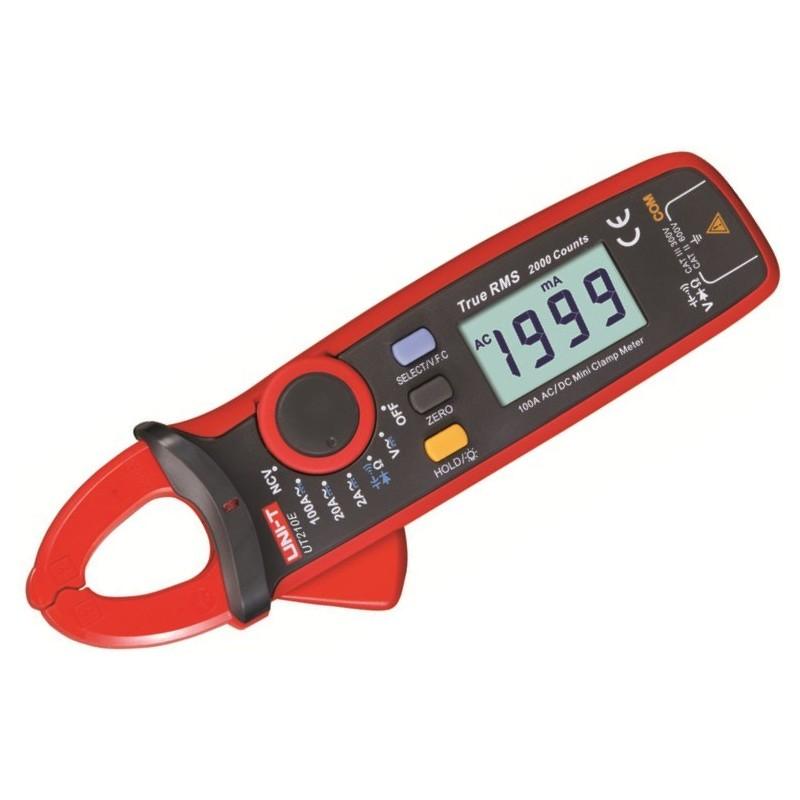 Clampmetru (cleste Ampermetric) Digital Ut210e Uni-t