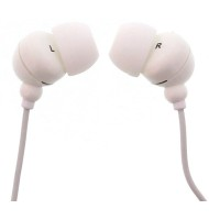 Casti In-Ear 3.5mm Alb Plugz Maxell