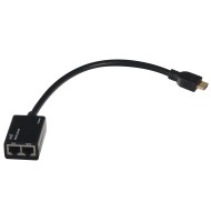 Prelungitor HDMI Pana La 30m Pigtail Fullhd V1.3 Well