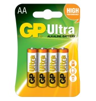 Baterie Alcalina Ultra GP R6 (aa) 4 Buc/blister