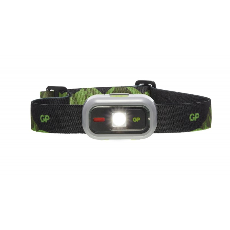 Lanterna Frontala Led GP Discovery Ch33, 100lm 3xaaa