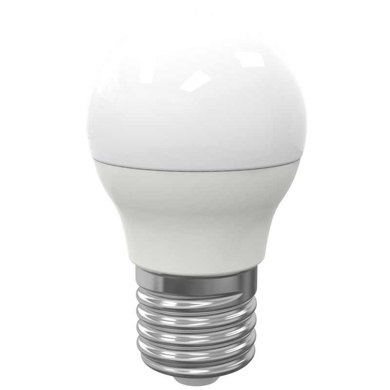 Bec cu Led G45 E27 6W 230V Lumina Calda Well