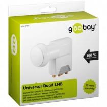 Lnb Universal 4 Iesiri 0.1 Db, Goobay