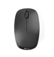 Mouse Wireless USB 1000 Dpi Negru, NGS