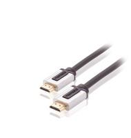 Cablu Conector HDMI cu Functie Ethernet 1.0 Metru, Negru