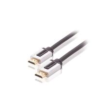 Cablu HDMI cu Ethernet 5.0m Negru, Profigold