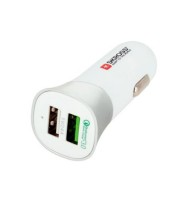 Incarcator Auto 2 X USB Quick Charge 3.0, Skross