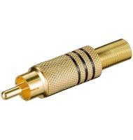 Mufa RCA 600Tata Aurita Inel Megru Cablu Protector