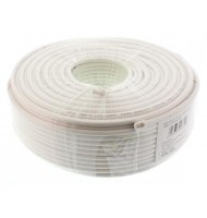 Cablu Coaxial Rg6, 75r,fire...