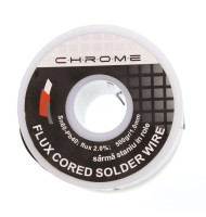 Fludor 500gr 1.0mm Chrome