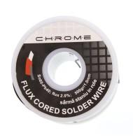 Fludor 500gr 1.0mm Chrome
