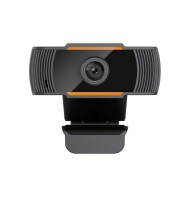 Webcam Well 720p, cu Microfon