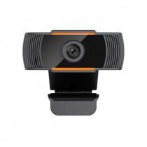 Webcam Well 720p, cu Microfon