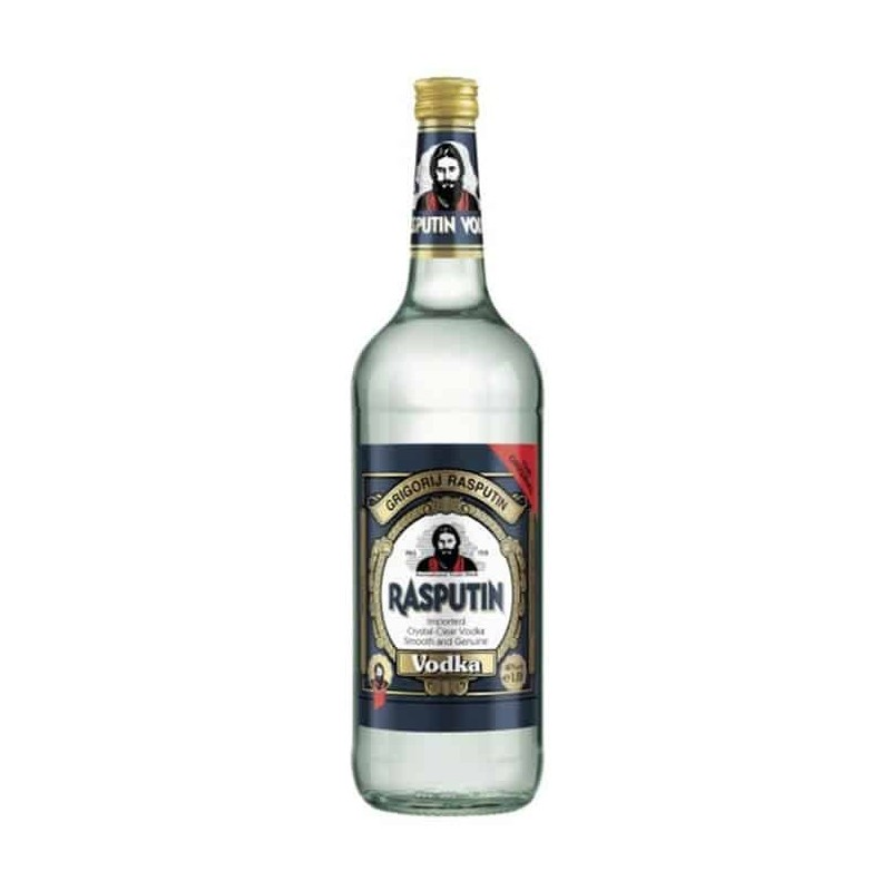 Berentzen - Vodka Rasputin 40% Alc 1l