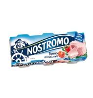 Ton in Sos Natur Nostromo 3x80g