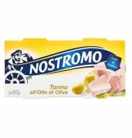 Ton in Ulei Masline Nostromo 2x160g