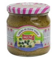 Menu - Crema Di Olive Verdi...