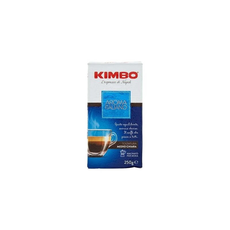 Kimbo - Cafea Aroma Italiano 250g