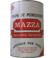 Pulpa de Rosii, Sos pentru Pizza, Mazza 4050 g