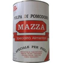 Mazza - Pulpa Rosii 4050g