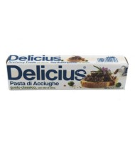 Pasta de Ansoa in Ulei de Masline Delicius 60g