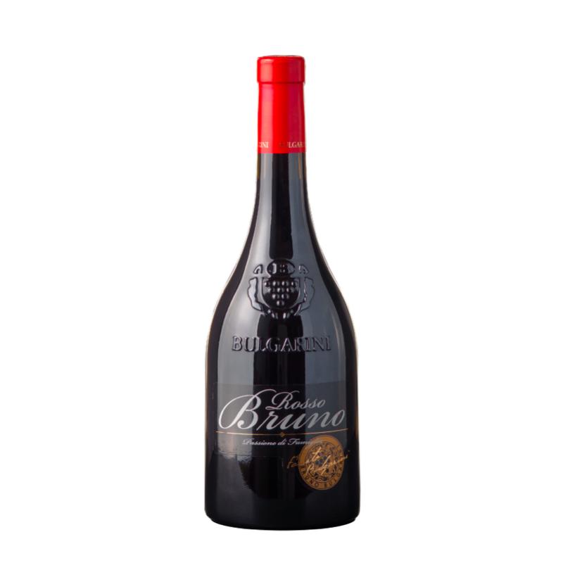 Italia - Bulgarini - Vin Rosso Bruno 14% Alc 0,75 L