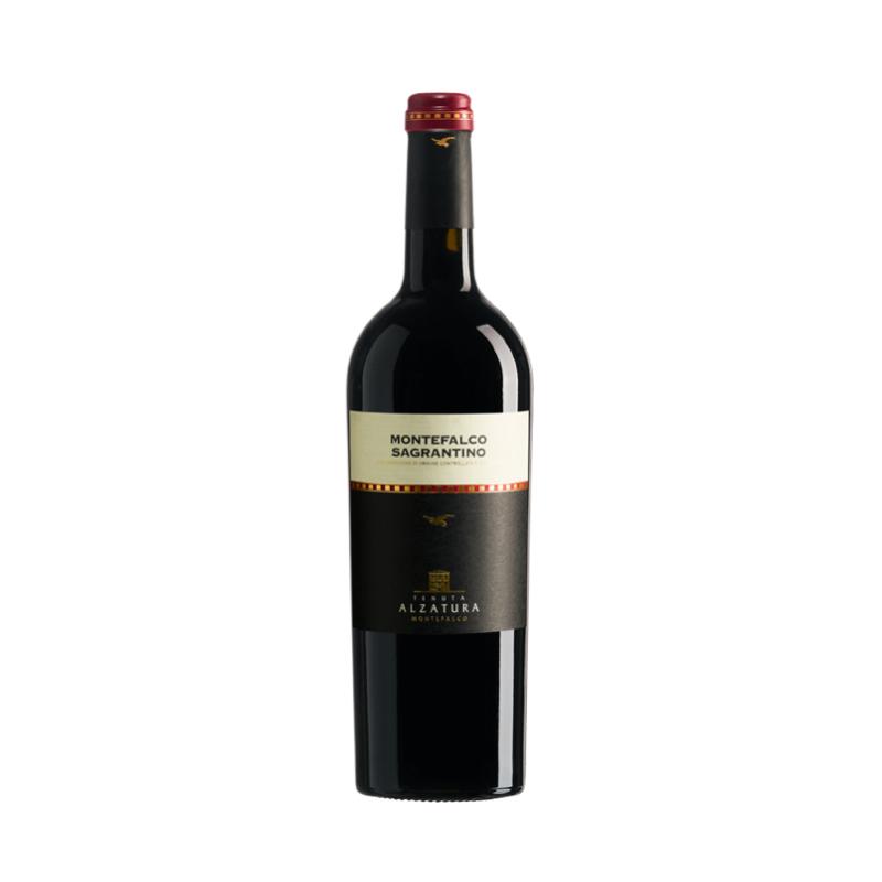 Tenuta Alzatura - Vin Rosu Montefalco Sagrantino Docg 14,5% Alc. 0.75l - 2010