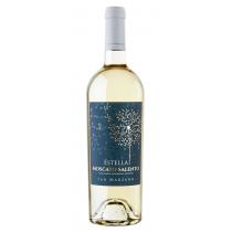 San Marzano - Estella Moscato Salento Vin Alb Igp 12,5% Alc 750 Ml