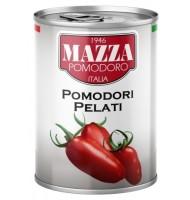 Mazza - Rosii Decojite 400g