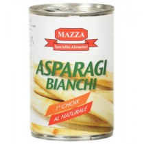 Mazza - Sparanghel Alb 430g
