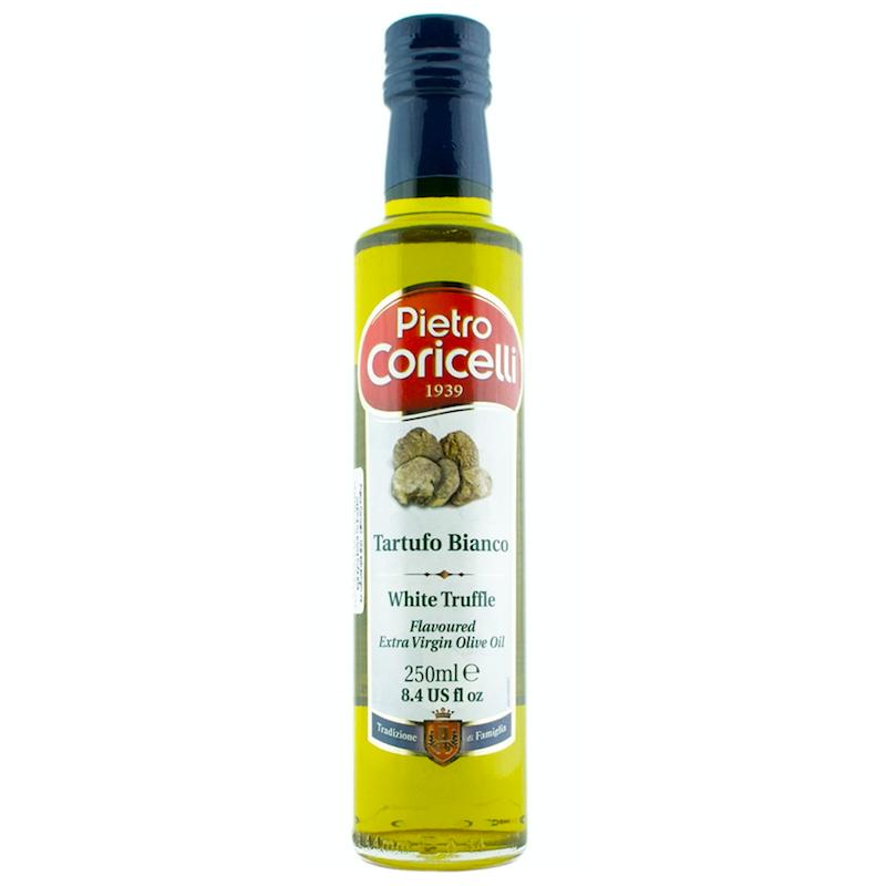 P.coricelli - Ulei Masline Extrav  si trufe Albe 250ml