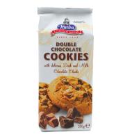 Cookies cu Bucati de Ciocolata dubla Merba 200g