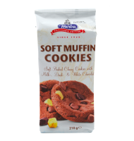 Cookies Soft Muffin Merba 210g