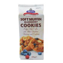 Merba - Cookies Soft Blueberry 210g
