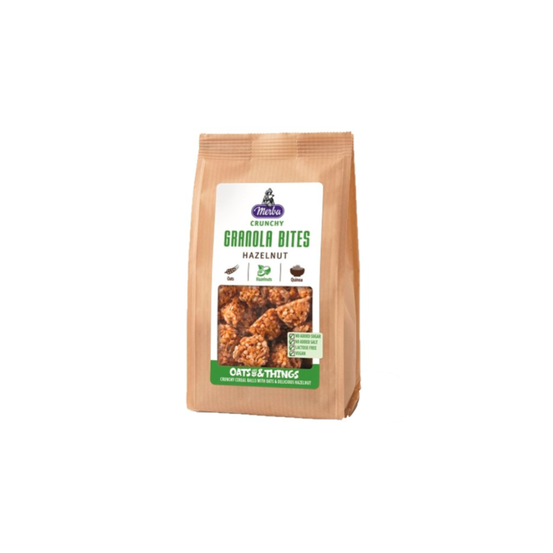 Merba - Crunchy Alune 125g