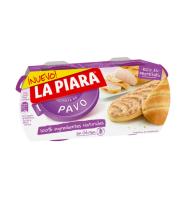 Pate de Curcan La Piara - 2x75 g
