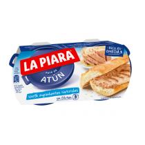 Pate de Ton La Piara, 2 x 75 g