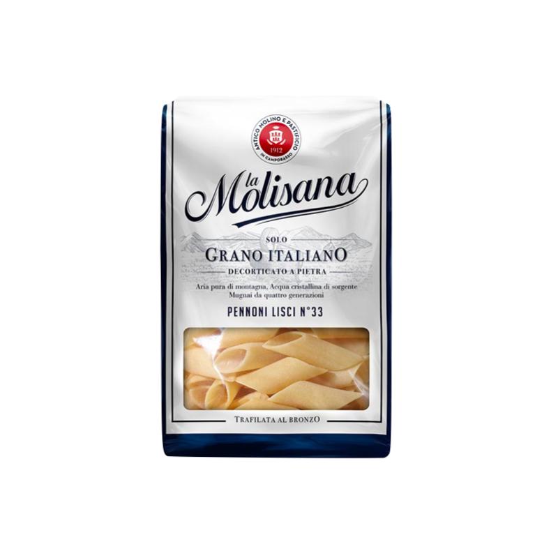 La Molisana - Paste Pennoni Lisci No33 500g