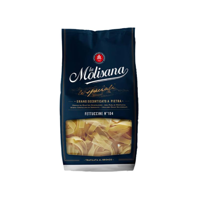 Paste Fettuccine No104 La Molisana 500g