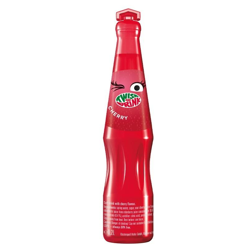 Twist & Drink - Suc Visine 200ml