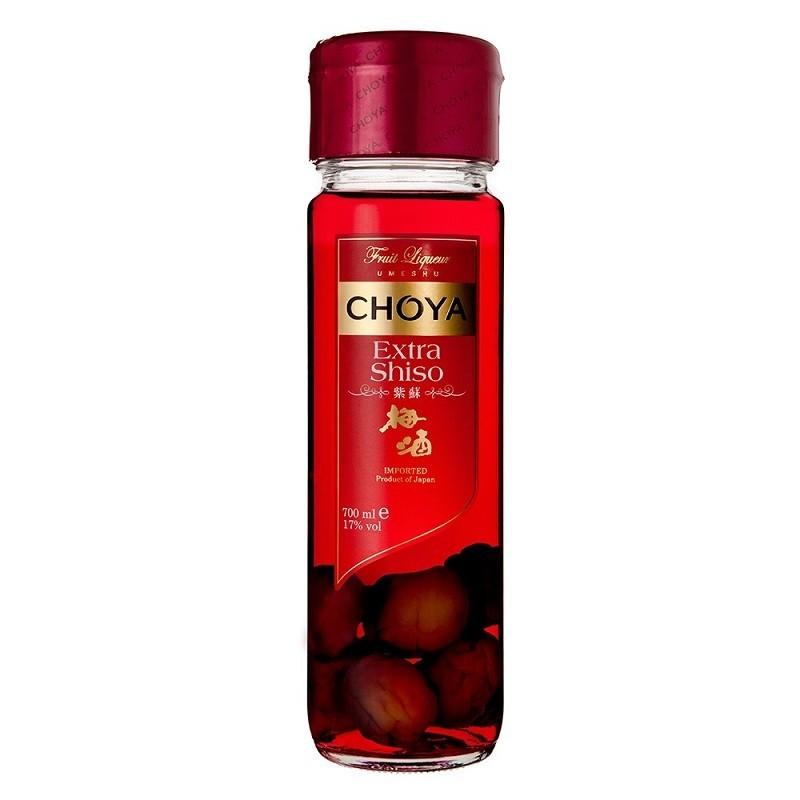 Choya - Lichior Ume Extra Shiso 17% Alcool 0.7l