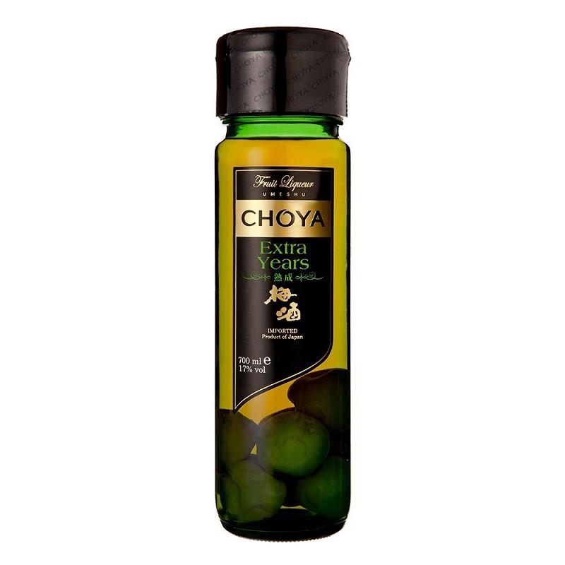 Choya - Lichior Ume Extra Years 17% Alcool 0.7l