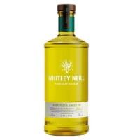 Gin Lemongrass si Ghimbir, Lemongrass & Ginger 43% Alcool 0.7l