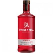 Gin Raspberry Whitley Neill 43% Alcool 0.7l