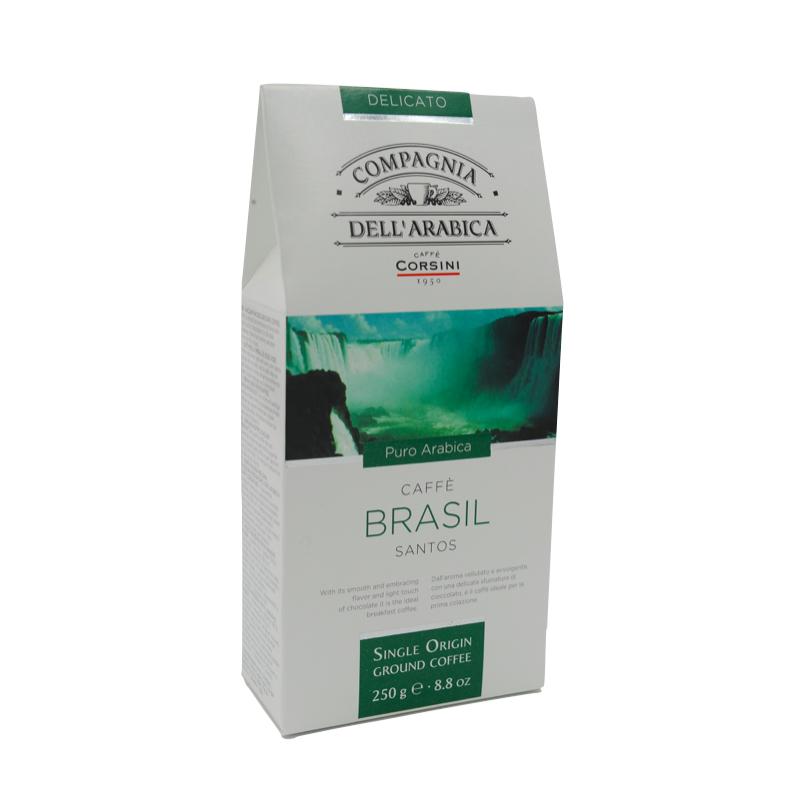 Compagnia Dellarabica - Brasil Cafea Macinata 250g